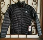 The North Face DOWN Quince Pro (Thermoball) Full Zip Wm's Jacket Black $199 NWT