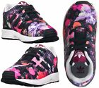 Adidas Originals Junior Girls Zx Flux Trainers Floral Flower Print New and Boxed