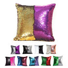 Reversible Sequin Sequins Magical Pillow Case Changing Color Pillow Case G8I9