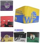Basketball Team Leather Logo printed Bi-Fold Wallet on eBay