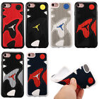 Air Jordan Sneaker Sole Case Soft Back Rubber Silicone For iPhone 8 7 7Plus