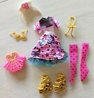 Monster High Doll Clothing, Shoes & Accessories Draculaura Doll Outfits
