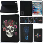 3D Leather Case Skin Card Wallet Cover for iPad 6 Air 2 1/Pro 9.7/ New iPad 9.7