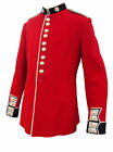 BRITISH ARMY - COLDSTREAM GUARDS TROOPER RED TUNIC - CEREMONIAL - USED  - 13646