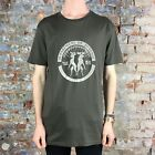 WESC Marok Department of Defence Casual T-Shirt,Tee Brand New - Size: M, L