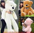Kyпить New Large Teddy Bear XXL Giant Teddy Bears Big Soft Plush Toys Kids 80/100/120cm на еВаy.соm
