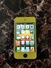 Yellow Apple Ipod Touch 4th Generation (16 Gb)