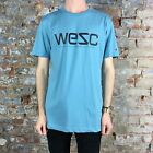 WESC Script Casual T-Shirt,Tee Brand New - Size: S,M