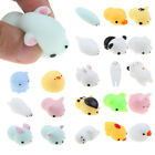 Mochi Squeeze Squishy Slow Rising Animal Lazy Cat Seal Anti Stress Toy MSYG