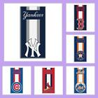 "MLB Licensed Zone Read Beach Towel Bath Towel 30"" x 60"" Pool - Choose Your Team"