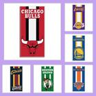 "NBA Licensed Zone Read Beach Towel Bath Towel 30"" x 60"" Pool - Choose Your Team"
