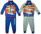 Boys Tracksuit Paw Patrol Puppy Dog Zipper Jacket Jogsuit Outfit 3 to 8 Years