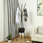 Coat Rack Coat Tree Standing Entryway Hat Hanger for Jacket Umbrella Tree Stand