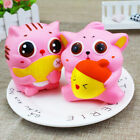 Kawaii Jumbo Squeeze Stress Stretch Squishy Scented Slow Rising Kids Funny Toys
