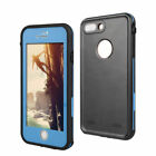 For Apple iPhone 7 iPhone 8 Plus Waterproof Case Cover Built-in Screen Protector