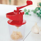 Stainless Steel Home Kitchen Mincer Tool Garlic Press Crusher Squeezer Masher A photo