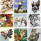 40*50CM Animals DIY Acrylic HandPaint By Number Kit Oil Painting Art Wall Decor