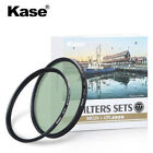 KASE Filter Set MCUV + CPL II HD multi-film 67 72 77 82mm filter
