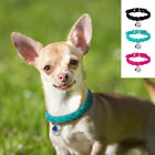 Braided Personalized Dog Collars for Chihuahua Poodle Beagle Yorkshire Shih Tzu