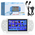 Portable 8GB 4.3' Handheld Game Console + 10000 Games Built-In + Camera US
