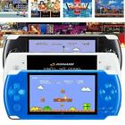 console portable - Portable 8GB 4.3' Handheld Game Console + 10000 Games Built-In + Camera US
