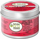 Natura Petz First Aid & Wound Healer Topper for Dogs & Cats