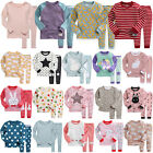 """G50 Style"" Vaenait Baby Kids Toddler Girls Long Clothes Pyjama Set 12M-7T"