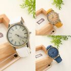 Fabric Nylon Canvas Band Geneva Women Men Military Dial Quartz Wrist Watch O9977