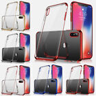 Ultra Thin Clear Shockproof Bumper Case For Apple iPhone 67/8 Plus X O0122
