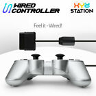 NEW Wired Game Controller Gamepad Joypad For PS2