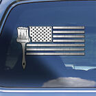 Usa Painter Flag Decal Sticker  Pro Painters Window Decal House Painting Sticker