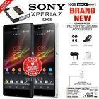 New & Sealed Factory Unlocked Sony Xperia Z C6603 Black White 16gb Android Phone