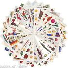 Creative Memories Block Sticker CHRISTMAS GIFTS DECORATIONS FOOD CRAFTS Choice