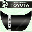 Toyota Car Hood Decal Sticker Banner Vinyl Logo Emblem (1200mm X 150mm) A