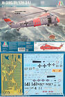 Italeri 1/48 H-34G.III / UH-34J Sea Horse New Plastic Model Kit 2712 UH34J UH 34