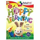 BabyFirst: Harry the Bunny - Hoppy Learning (DVD, 2014)