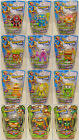 The Grossery Gang Action Figures - YOUR CHOICE - Moose Toys SEALED Bug Strike