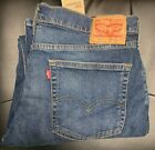 NEW! Men's Levi 514 Straight Leg Regular Fit Jeans VARIETY SIZE AND WASH!