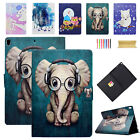 For Ipad Mini 1234/5th Gen 2017/air 2 Smart Flip Pattern Slim Leather Case Cover