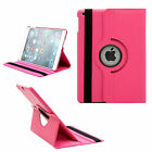 Rotating Case for iPad 2, 3, 4, 5 Air 1,2, Mini 1 2 3 4, Pro, Stand Cover