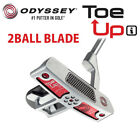 [NEW] ODYSSEY GOLF JAPAN Toe Up i PUTTER 2 BALL BLADE 2018 MODEL 081801