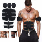 ABS Sixpad Training Gear Body Fit Electrical shoulder Back Muscle Stimulation US image