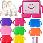 Kids Safe Shockproof Heavy Duty Handle Stand Case Cover For iPad 9.7 2017/Mini 4
