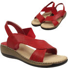 Ladies Slingback Elastic Sandal Open Toe Womens Beach Slippers SIZE UK 3 4 5 6-8
