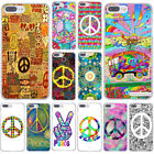 Hippy Hippie Psychedelic Art hard case cover iPhone 5 5s 6 6