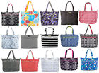 NWT Original BRAND NEW Ju Ju Be Super Be Zippered Tote Style Diaper Bag