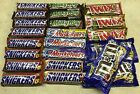SNICKERS Hazelnut Singles Size Chocolate Candy Bars 176 Ounce Bar