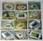 Football Stadium Photographs- Laminated. Arsenal,Wolves,Norwich,Palace,Villa etc