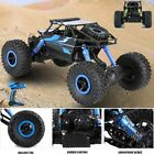 2.4G Off Road Remote Control Radio RC Car Toys Gifts 1/18 4WD Rock Crawler Truck