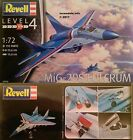 Revell 1/72 Mig-29S Fulcrum New Plastic Model Kit 03936